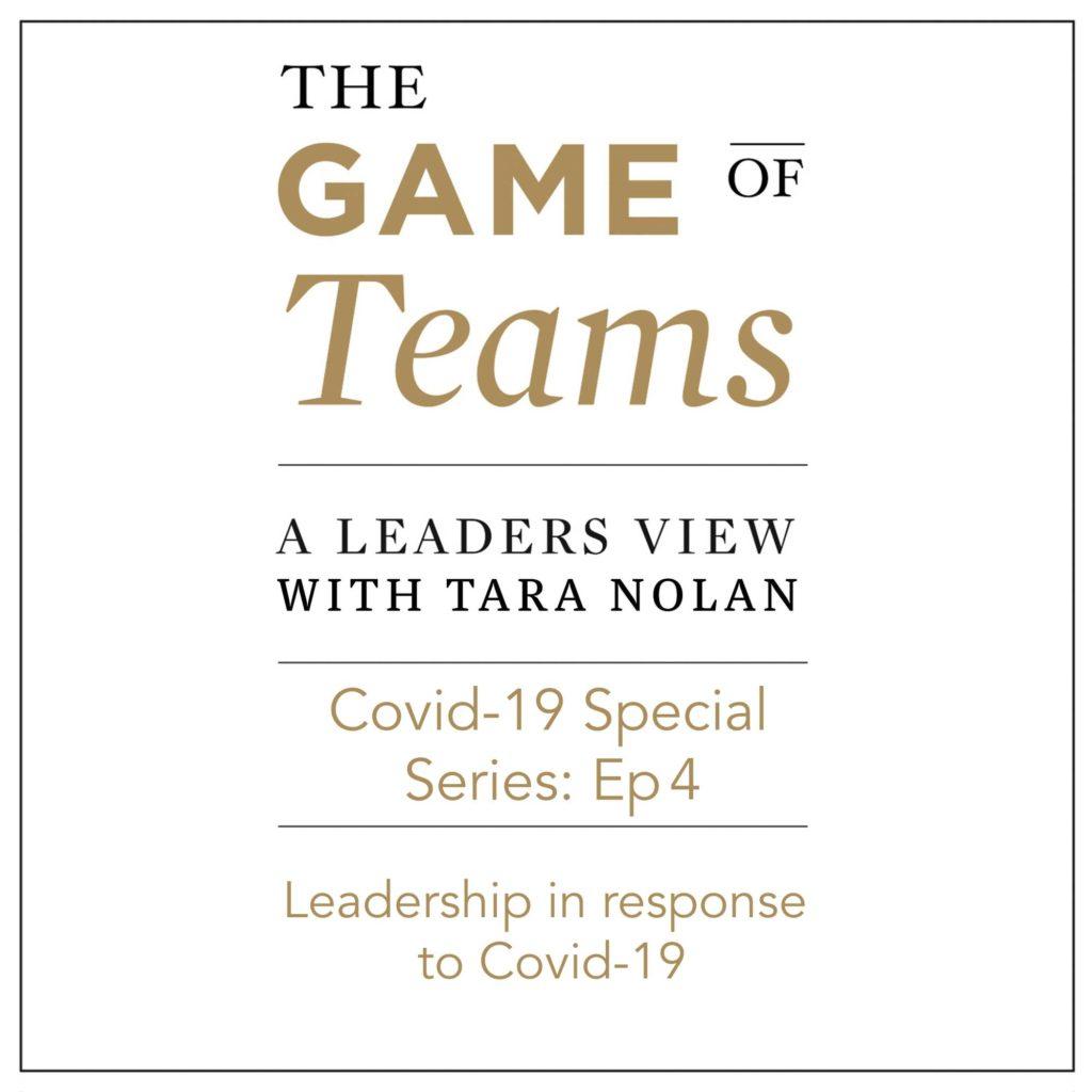 covid-19 series ep 4: leadership
